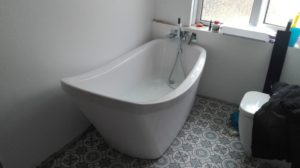 Bathroom renovator in Edinburgh